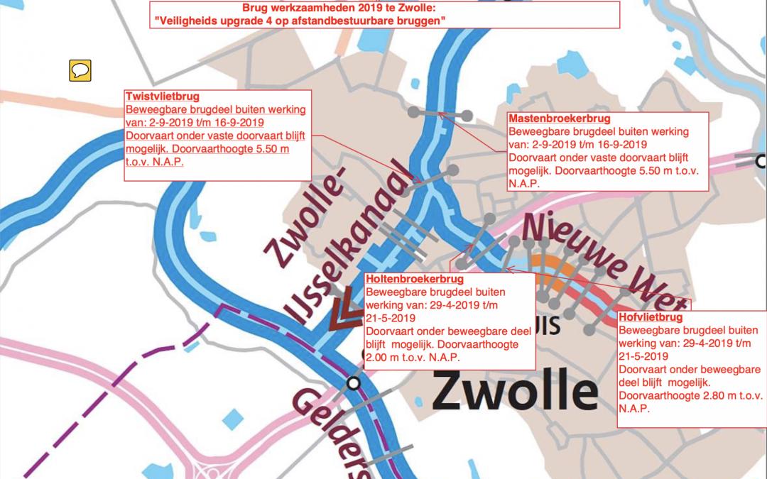 Bruggen Zwolle